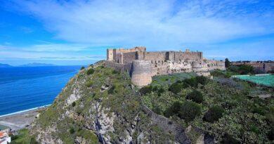 Il Castello di Milazzo (la Città Murata)