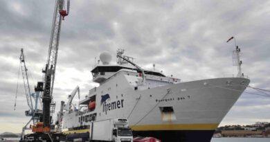 La riflettometria laser per studiare l'attività delle faglie sottomarine nel mar Ionio