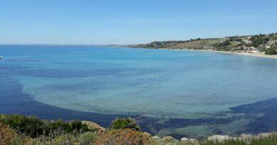 La riserva di Capo San Marco a Sciacca