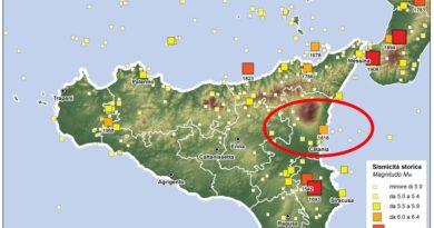 Il terremoto del 1818 nel catanese