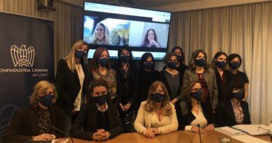 Imprenditoria femminile, ecco la squadra di Confindustria Catania