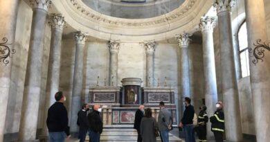 Giarre, sopralluogo di Soprintendenza e Fec alla Chiesa del Convento del '700