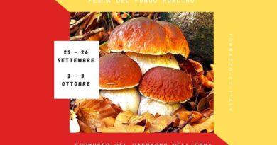 A Fornazzo la Festa del Fungo Porcino dell'Etna