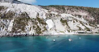 Lipari, la Regione pone il vincolo alle cave di pomice